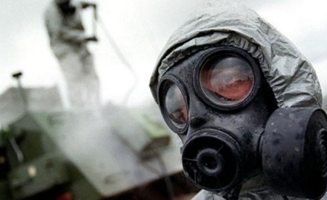 Syria sarin gas and chemical weapons